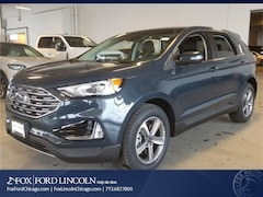 New 2019 Ford Edge SEL SUV for sale in Chicago
