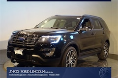 New 2017 Ford Explorer Sport SUV for sale in Chicago
