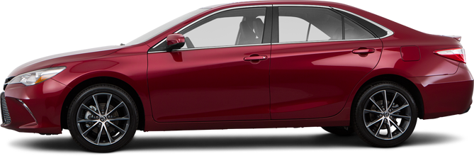 2017 Ford Fusion Vs. 2017 Toyota Camry