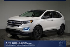 New 2018 Ford Edge SEL SUV for sale in Chicago