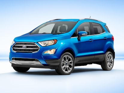 New 2019 Ford Ecosport Chicago Il Fox Ford Lincoln Maj3s2ge2kc296036