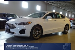 New 2019 Ford Fusion SEL Sedan for sale in Chicago