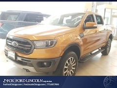 New 2019 Ford Ranger Lariat Truck for sale in Chicago
