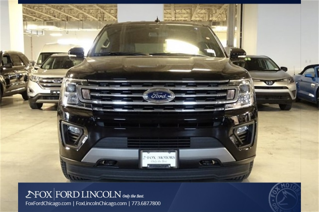New 2019 Ford Expedition Chicago IL - Fox Ford Lincoln 1FMJU1JT4KEA01239