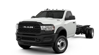 2019 Ram 5500 TRADESMAN CHASSIS REGULAR CAB 4X2 204.5 WB Regular Cab