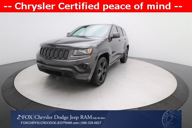 Jeep Dealership Grand Rapids Mi >> Used 2015 Jeep Grand Cherokee Laredo 4x4 For Sale Grand Rapids Mi