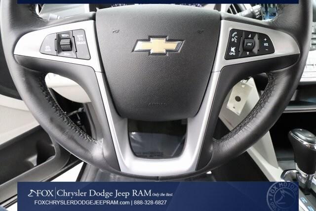 Used 2017 Chevrolet Equinox For Sale at Fox Motors | VIN