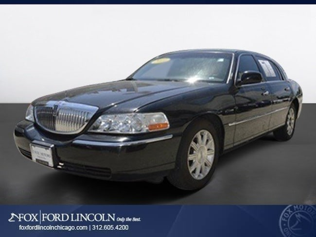 Used 2011 Lincoln Town Car For Sale Chicago Il 2lnbl8cv8bx750039