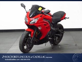 2012 Kawasaki Ninja EX650EC Motorcycle