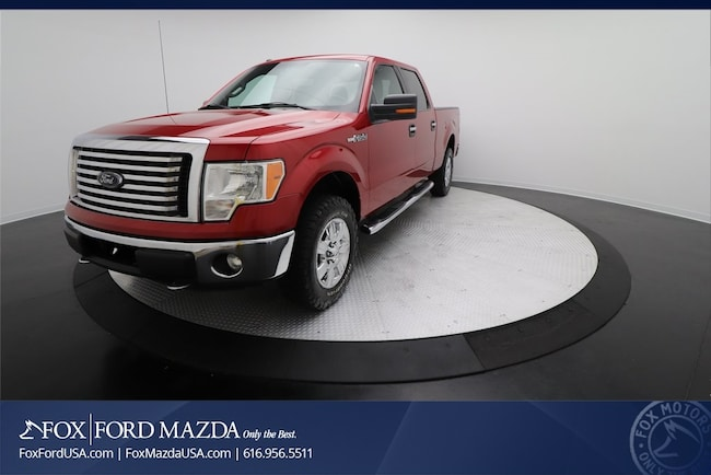 Used 2012 Ford F-150 XLT Truck SuperCrew Cab in Grand Rapids