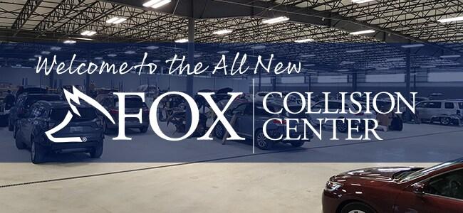 Collision Center At Fox Ford In Grand Rapids, MI