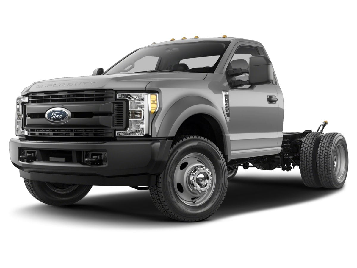 2017 Ford F-450SD XL Truck Regular Cab