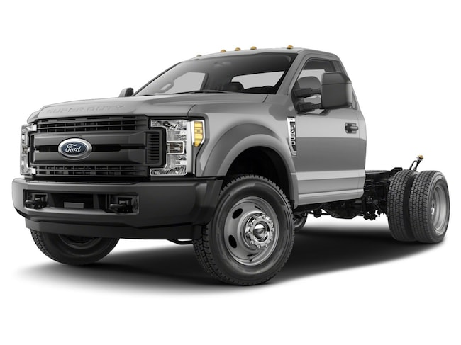 Used 2017 Ford F-450SD XL Truck Regular Cab in Grand Rapids