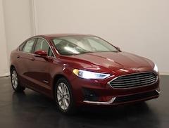 New 2019 Ford Fusion Hybrid SEL Sedan in Grand Rapids, MI