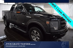 2014 Ford F-150 FX4 Truck SuperCab Styleside