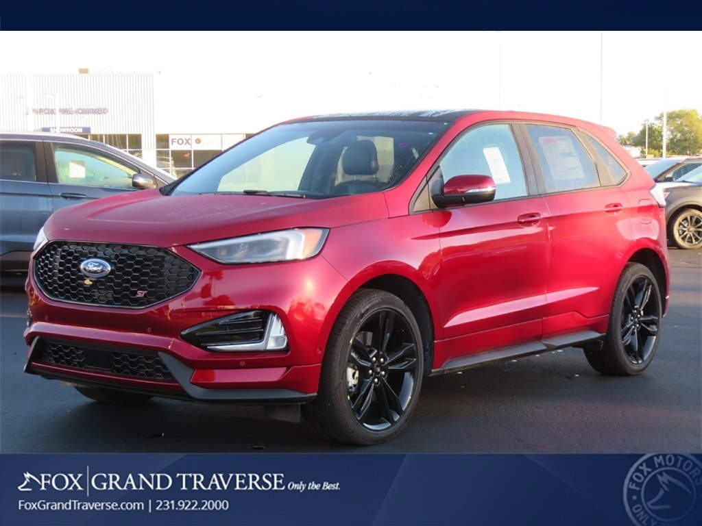 2000 Ford Edge >> New 2019 Ford Edge For Sale At Fox Grand Traverse Ford Vin 2fmpk4ap3kbb09397