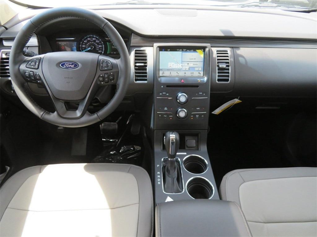 New 2018 Ford Flex For Sale at Fox Grand Traverse Ford | VIN:  2FMHK6C80JBA22223