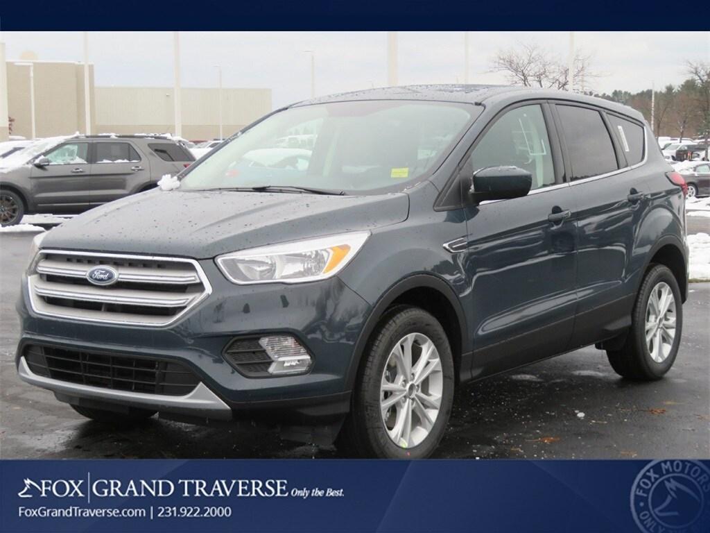 New 2019 ford escape for sale traverse city mi