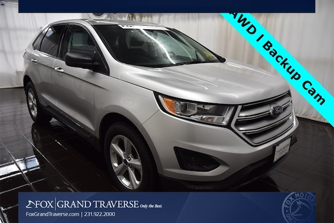 2000 Ford Edge >> Used 2016 Ford Edge For Sale At Fox Grand Traverse Lincoln Vin 2fmpk4g95gbb49139