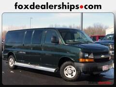 2010 Chevrolet Express 3500 LS Van Passenger