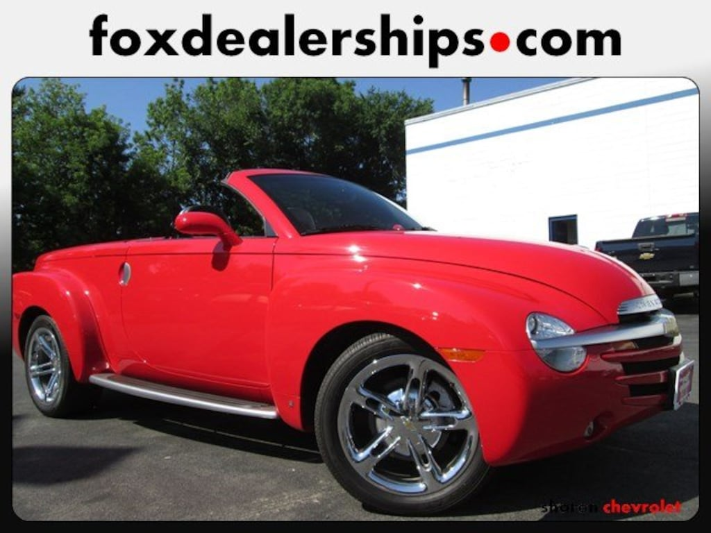 Used 2006 Chevrolet SSR SS For Sale in Auburn, NY | Near Ithaca, Peru &  Fairmount, NY | VIN:1GCES14H56B121397