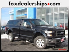 2017 Ford F-150 XL Truck Regular Cab