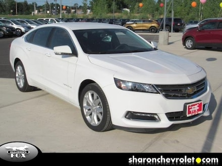 Featured Used 2019 Chevrolet Impala LT Sedan for Sale in Greater Auburn, NY