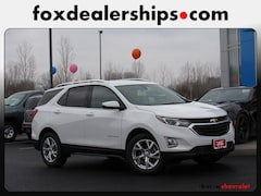 Used 2019 Chevrolet Equinox LT SUV 3GNAXVEX0KL257272 for Sale in Auburn, NY