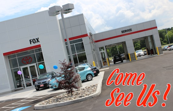 Toyota Dealership | Fox Toyota | Auburn NY