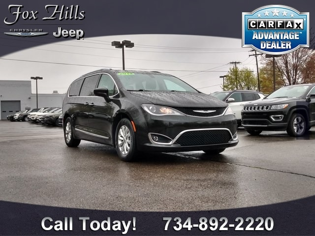Used Chrysler Pacifica Plymouth Mi