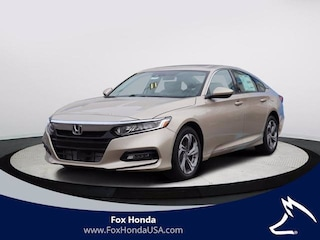 New 2020 Honda Accord EX 1.5T Sedan in Grand Rapids, MI