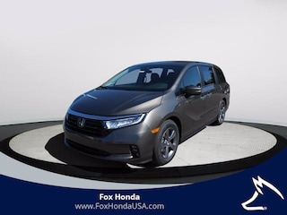 New 2021 Honda Odyssey EX Van in Grand Rapids, MI