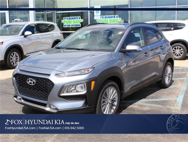 New 2019 Hyundai Kona SEL SUV in Grand Rapids, MI