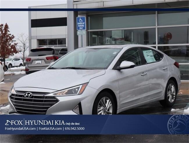 New 2019 Hyundai Elantra Value Edition Sedan in Grand Rapids, MI