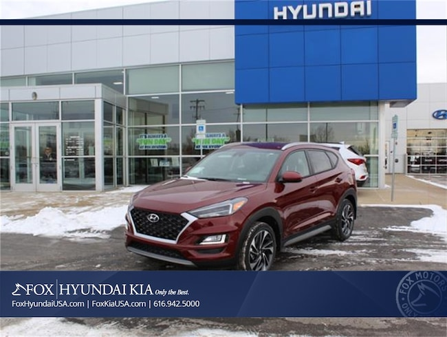 New 2019 Hyundai Tucson Sport SUV in Grand Rapids, MI
