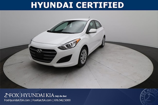 Used 2017 Hyundai Elantra GT Base Hatchback in Grand Rapids, MI