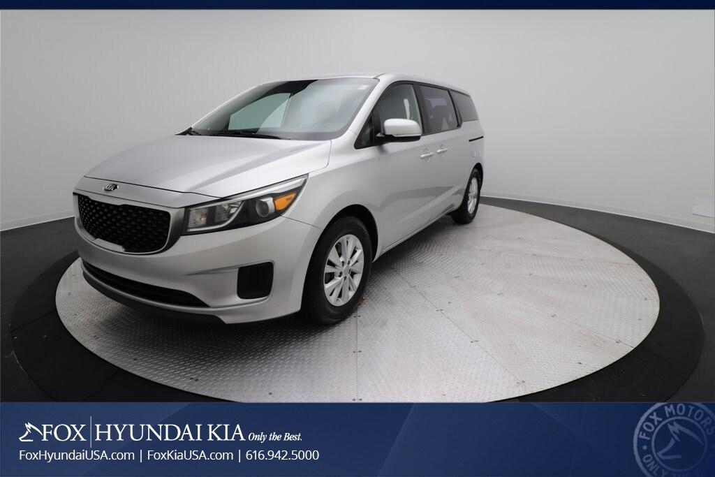 2016 Kia Sedona LX Minivan/Van