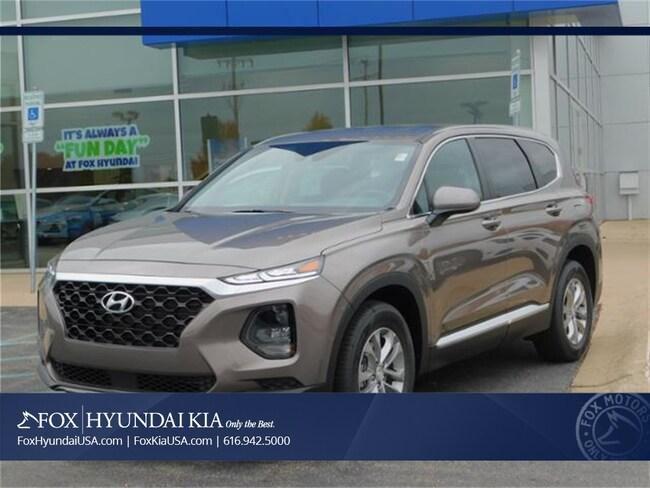 New 2019 Hyundai Santa Fe SE 2.4 SUV in Grand Rapids, MI