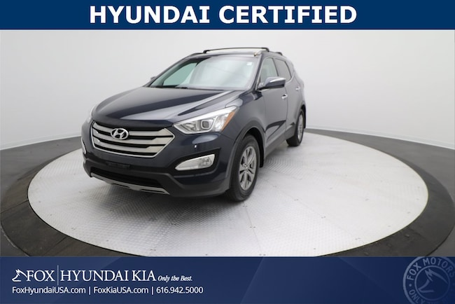 Used 2016 Hyundai Santa Fe Sport 2.4 Base SUV in Grand Rapids, MI