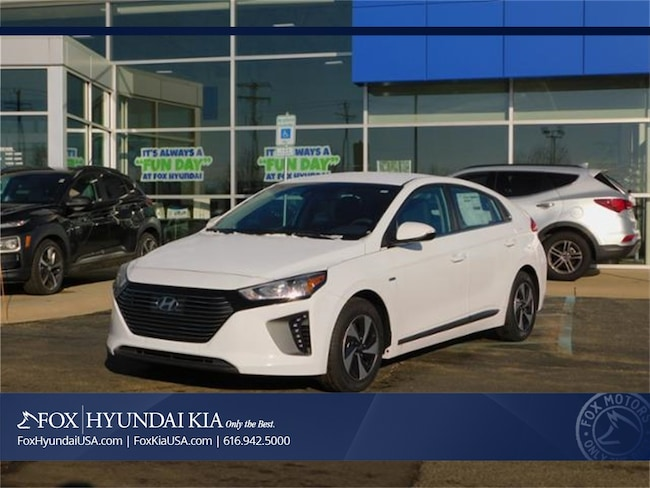 New 2019 Hyundai Ioniq Hybrid SEL Hatchback in Grand Rapids, MI