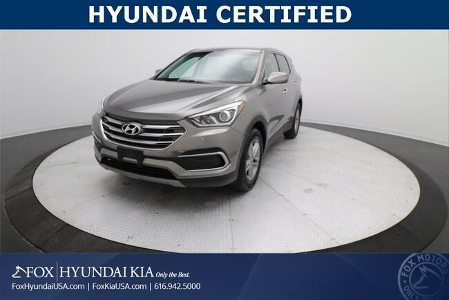 Used 2018 Hyundai Santa Fe Sport 2.4 Base SUV in Grand Rapids, MI