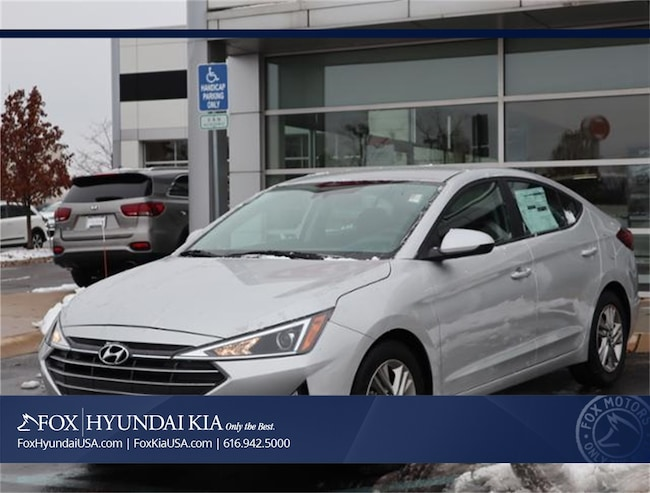 New 2019 Hyundai Elantra SEL Sedan in Grand Rapids, MI