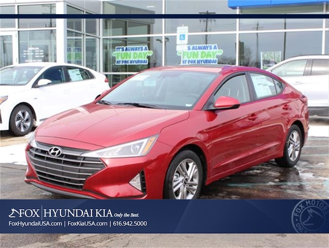New 2019 Hyundai Elantra Value Edition Sedan in Grand Rapids, MI