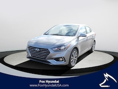 2021 Hyundai Accent Limited Sedan H21275