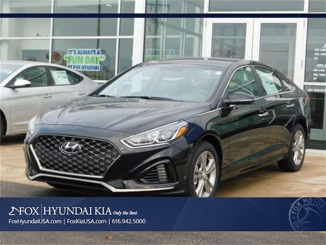 New 2019 Hyundai Sonata SEL Sedan in Grand Rapids, MI