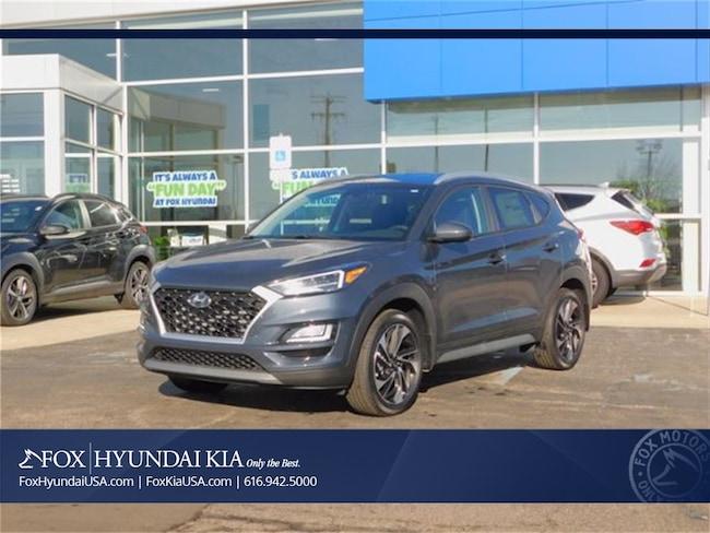 New 2019 Hyundai Tucson Sport SUV in Grand Rapids, MI