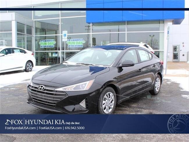 New 2019 Hyundai Elantra SE Sedan in Grand Rapids, MI