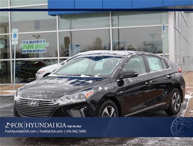 New 2019 Hyundai Ioniq Hybrid SEL Hatchback in Grand Rapids, MI