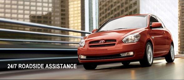 Hyundai Roadside Assistance