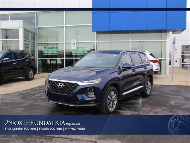 New 2019 Hyundai Santa Fe SEL Plus 2.4 SUV in Grand Rapids, MI